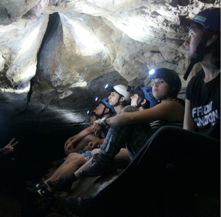 Plan suesca cuevas