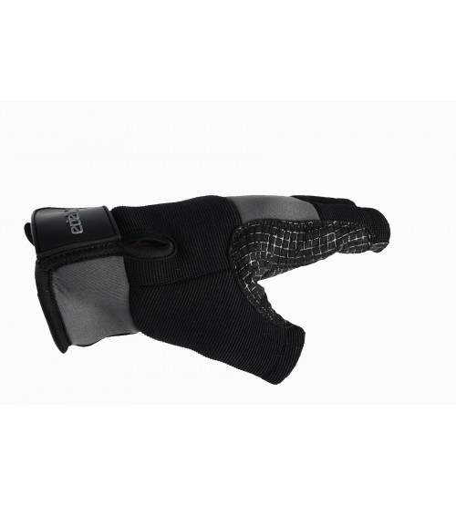 Edelweiss guantes half grip