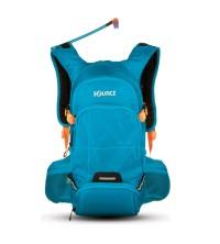 Source Ride 15L con bolsa hidratación.