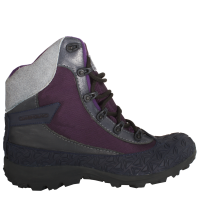 Botas Climbing Land Terra violetas Mujer