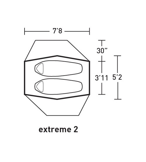 ALPS Carpa Extreme 2