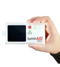 LuminAID PackLite 16 Luz solar de emergencia plegable