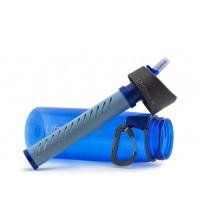 Botella purificadora de agua doble filtro LifeStraw