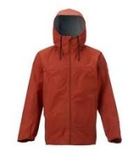 Packrite Gore-Tex Burton chaqueta impermeable