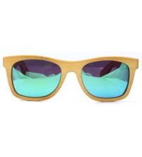 Gafas bambu polarizadas filtro UV Lepirate