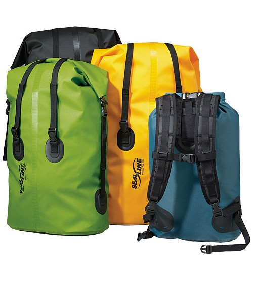 1489ad04b4d Bounday Portage Pack 70L morral impermeable bolsa seca