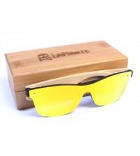 Geyic gafas Bambú Le Pirate
