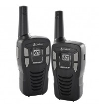 CX112 microTalk walkie talkie radios Cobra