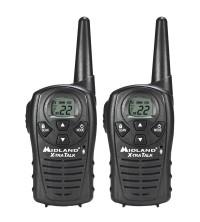 LXT118 walkie talkie radios Midland