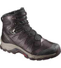 Quest Winter Goretex Botas montañismo cafe Salomon