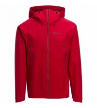 Fraxium chaqueta impermeable Goretex Marmot rojo