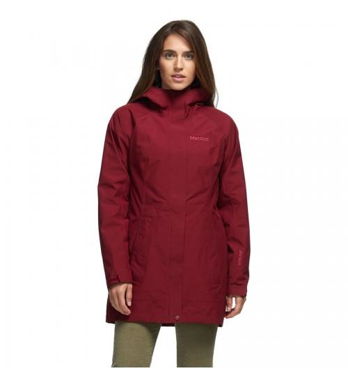 Essential chaqueta impermeable Goretex mujer Marmot