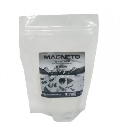 Magneto magnesio polvo bolsa dosificadora reutilizable Once