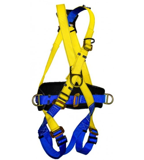 Tipo X 4 Argollas M Faja Protector Lumbar Arnes EPI