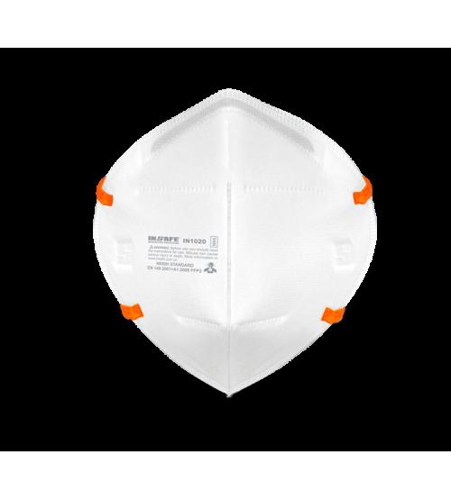 IN 1020 Respirador Contra Partículas N95 INSAFE