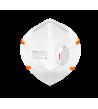 IN 1020V Respirador tapabocas valvula N95 INSAFE