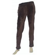 Once Pantalon térmico peludo