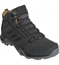 Terrex AX3 Mid Gore-Tex gris botas adidas