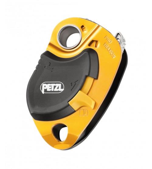 Pro traxion polea autobloqueante alto rendimiento Petzl