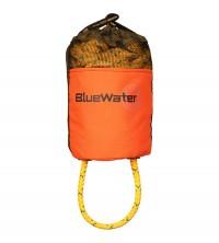 Sure-Grip 6.5 mm con bolsa de lanzamiento  cuerda rescate acuático Bluewater