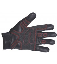 Speed control guantes cuero  manejo cuerdas rappel belay Edelweiss