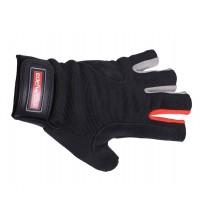 Five guantes cuero  manejo cuerdas rappel belay Edelweiss