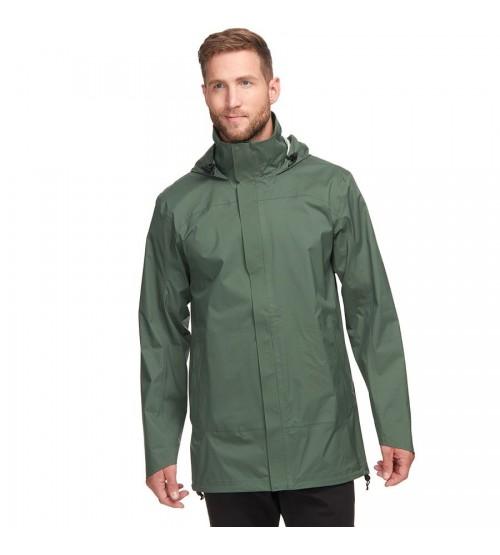 Marais rain black chaqueta cortavientos impermeable Backcountry