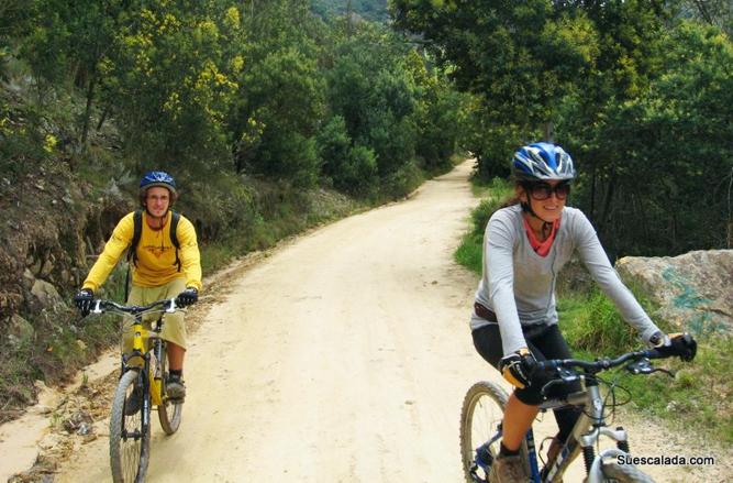 Bici BIcicleta Suesca plan