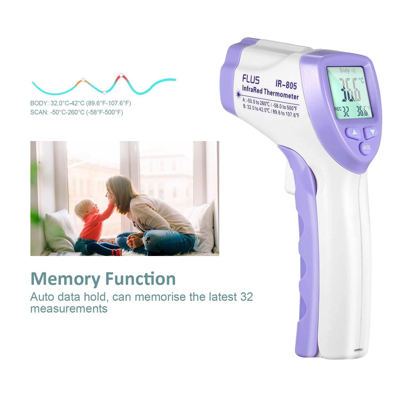 termometro infra rojo no contacto